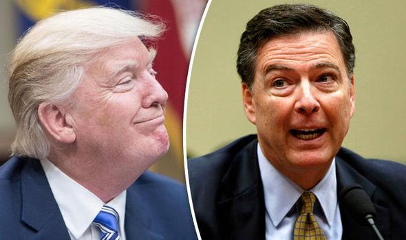 Cựu Giám đốc FBI tiết lộ cuộc trò truyện với ông Trump - 1
