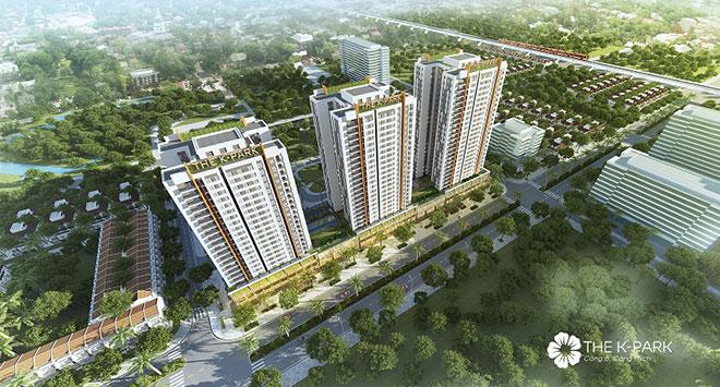 Hé lộ dự án BĐS hấp dẫn nhất phía Tây Nam Hà Nội - 1