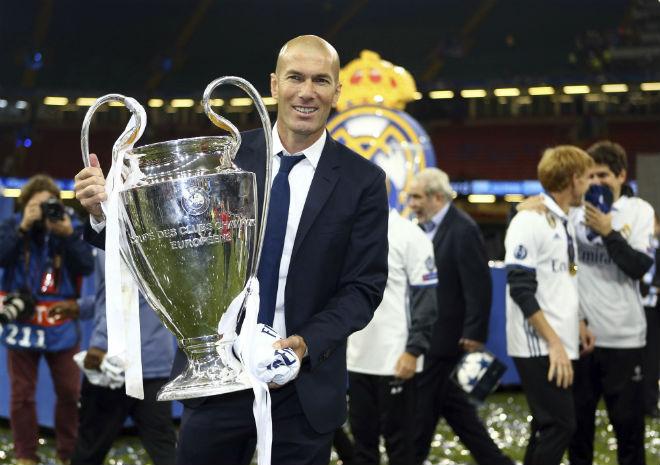 """Real hết thời """"cối xay"""" HLV: Biến Zidane thành """"Sir Alex mới"""" - 3"""