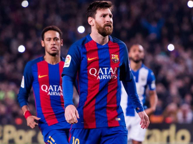 """Messi """"hành"""" Barca: Lương khủng, Bóng vàng & dìm Neymar - 2"""