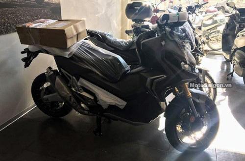 Báo nước ngoài đưa tin xe tay ga 'Việt dã' Honda X-ADV tại VN - 1