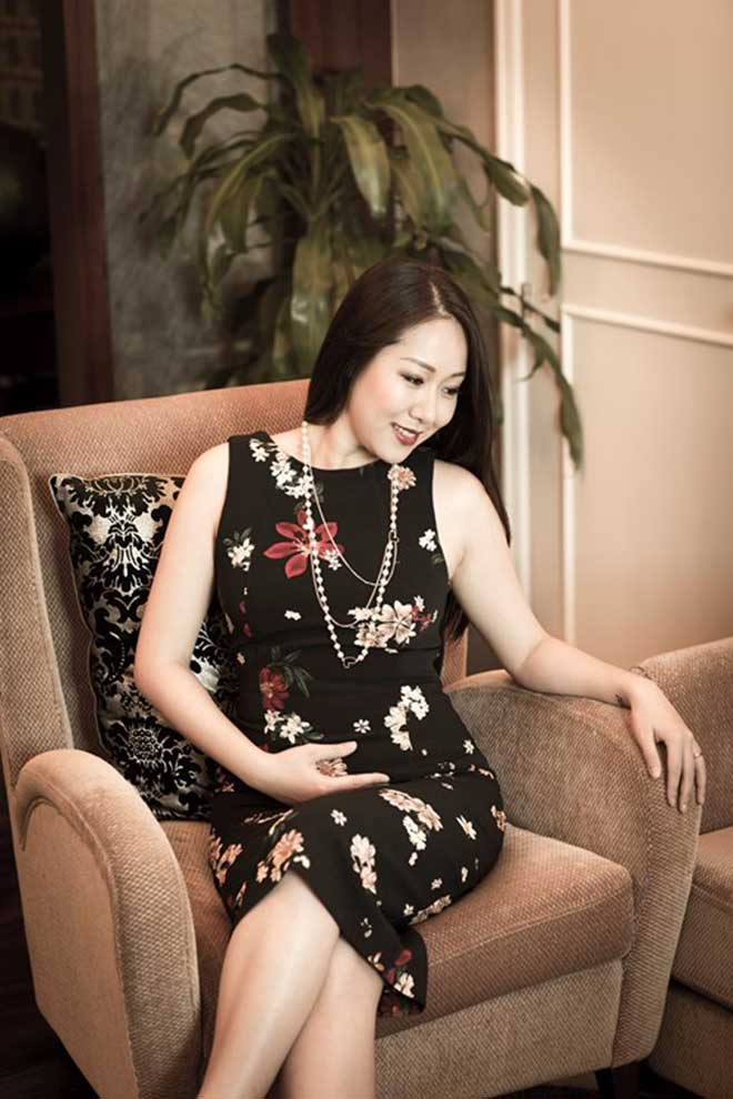 Hoa hậu Ngô Phương Lan lần đầu trải lòng về nỗi đau sảy thai - 1