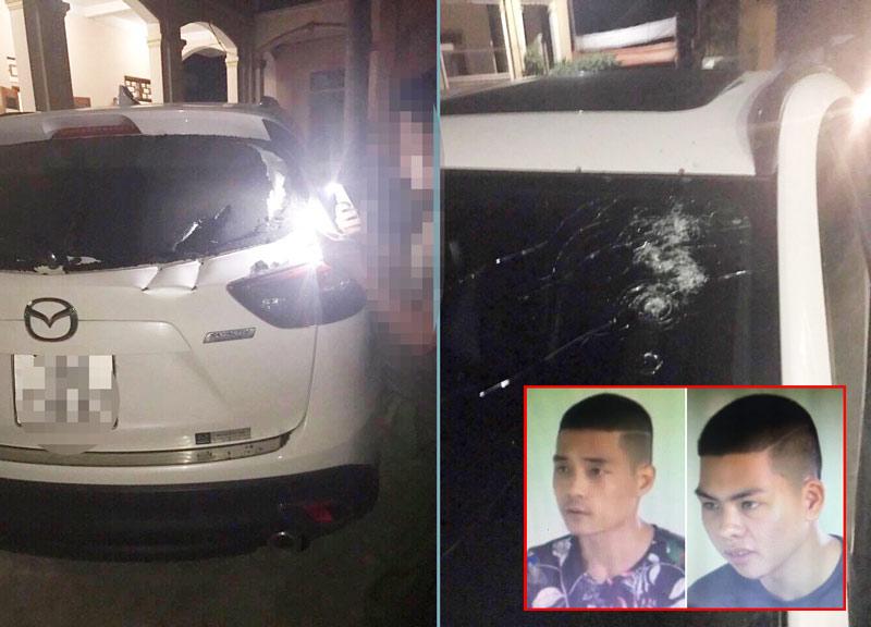 Nghi phạm nổ súng truy sát tài xế xe Mazda khai gì? - 1