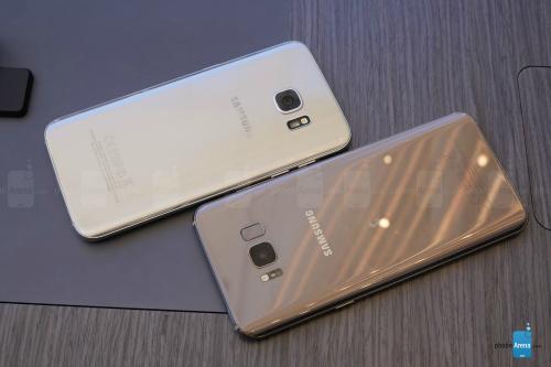 """""""Hai anh em"""" Galaxy S8+ và Galaxy S7 Edge có gì khác? - 4"""
