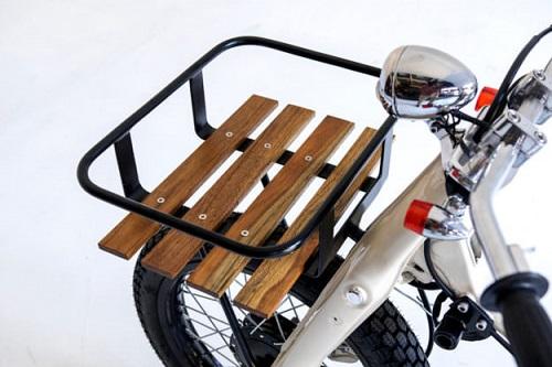 Deus Sea Sider: Xe máy dành cho người đam mê lướt ván - 4