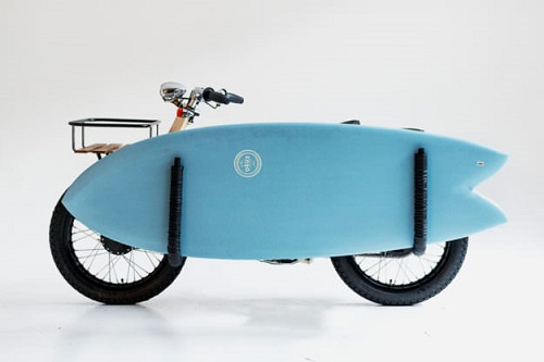 Deus Sea Sider: Xe máy dành cho người đam mê lướt ván - 2