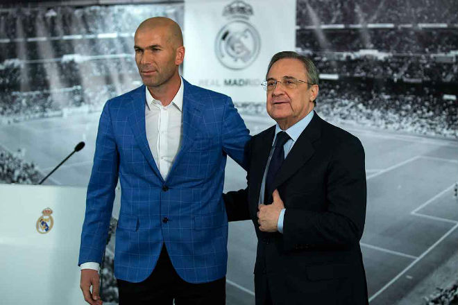 """Real vua châu Âu: """"Ông trùm"""" Perez - Vua Midas của thành Madrid - 1"""