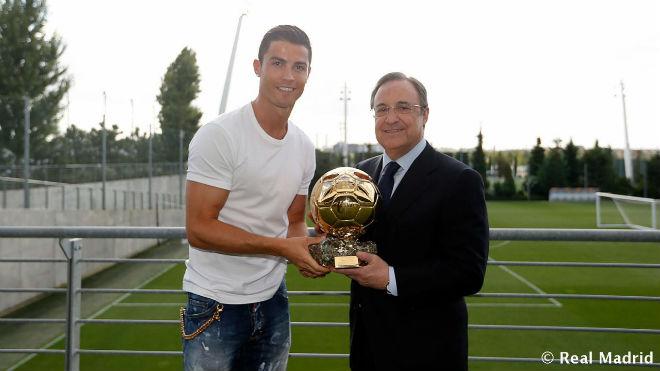"""Real vua châu Âu: """"Ông trùm"""" Perez - Vua Midas của thành Madrid - 2"""