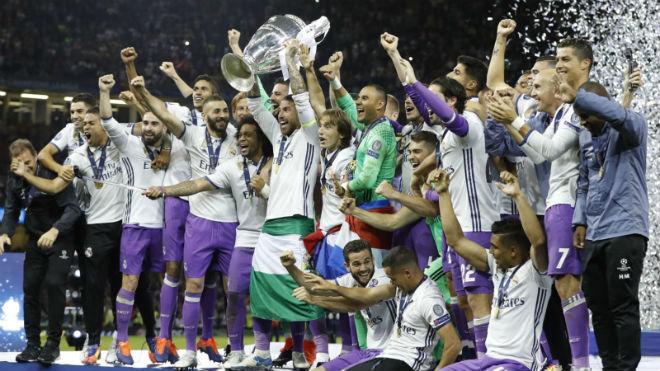 Real 2 năm liền vô địch cúp C1: Liệu đã vĩ đại như Barca? - 2