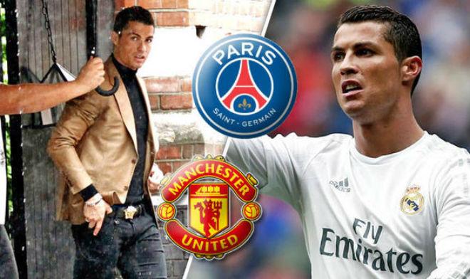 MU, PSG tranh Ronaldo 180 triệu euro: Đại gia Trung Quốc ra tay - 1