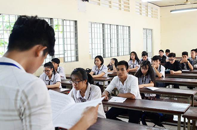 """Hàng ngàn thí sinh """"trượt"""" ĐH Y Phạm Ngọc Thạch dù... chưa thi - 1"""