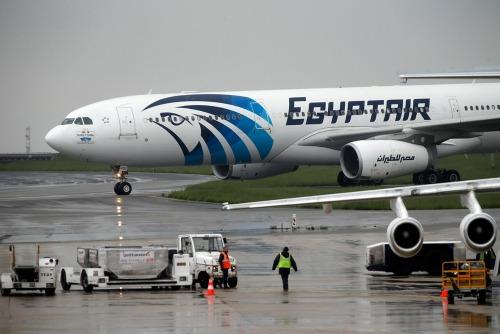 Sạc iPhone cháy nổ là nguyên nhân khiến máy bay Ai Cập MS 804 tử nạn - 1