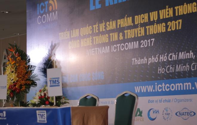 Dùng thử gói internet tốc độ 1Gbps tại triển lãm ICT COMM 2017 - 1