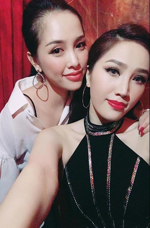 Những cô chị dâu, em chồng sao Việt nổi đình đám vì quá gợi cảm - 1