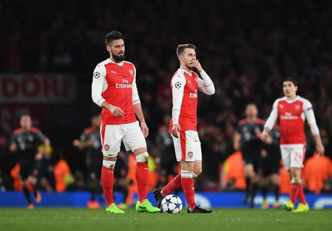 Dấu ấn cúp C1: Dưới gót chân Real – Ronaldo, xấu hổ Arsenal - 2