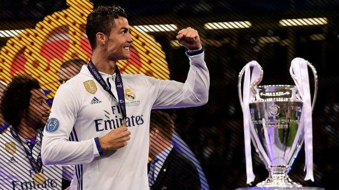 Dấu ấn cúp C1: Dưới gót chân Real – Ronaldo, xấu hổ Arsenal - 1