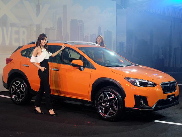 Subaru XV 2018 thế hệ mới sẽ sớm về Việt Nam - 1
