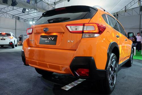 Subaru XV 2018 thế hệ mới sẽ sớm về Việt Nam - 2
