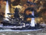 Thế giới - Trận đánh tan tành siêu chiến hạm Nhật, 2.500 người chết