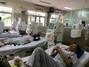 Tin tức trong ngày - Tai biến chạy thận ở Hoà Bình có thể do nguồn nước