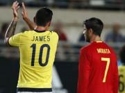 Bóng đá - Chuyển nhượng Real: Morata & James vẫn là đồng đội