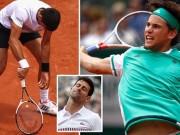 Thể thao - Roland Garros: Thiem dùng đủ chiêu, Djokovic như con rối