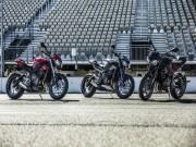 Thế giới xe - Ra mắt Triumph Street Triple 2017 giá 352 triệu đồng