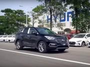 15.000 chiếc Hyundai Santa Fe đã xuất xưởng tại Việt Nam