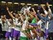 Dấu ấn cúp C1: Dưới gót chân Real – Ronaldo, xấu hổ Arsenal