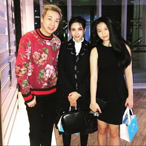 """Con gái xinh như mộng của """"nữ thần phim người lớn"""" Hong Kong - 2"""