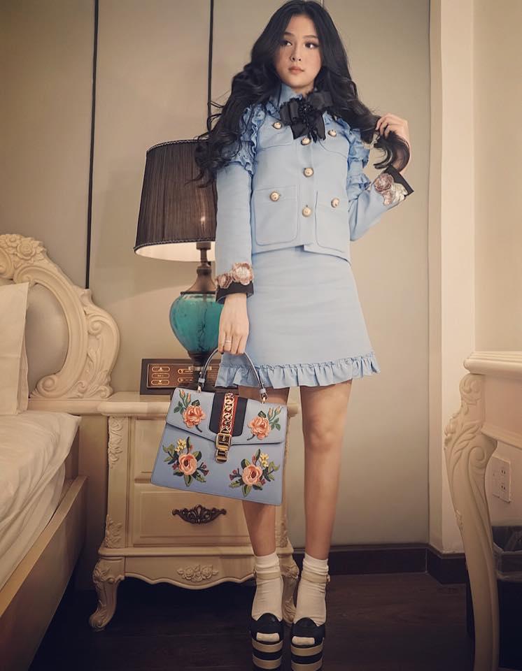 Núi váy áo, túi hiệu trị giá cả chục căn nhà của Huyền Baby - 6