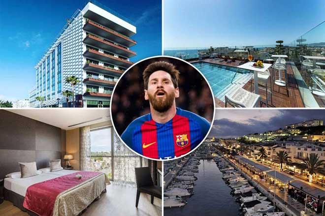 Messi tậu khách sạn ở khu đồng tính, cạnh tranh Ronaldo - 1