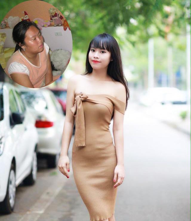 """Giảm 41kg nhờ """"đi, nhảy, lắc"""", 9X Nam Định hóa """"thiên nga"""" - 3"""
