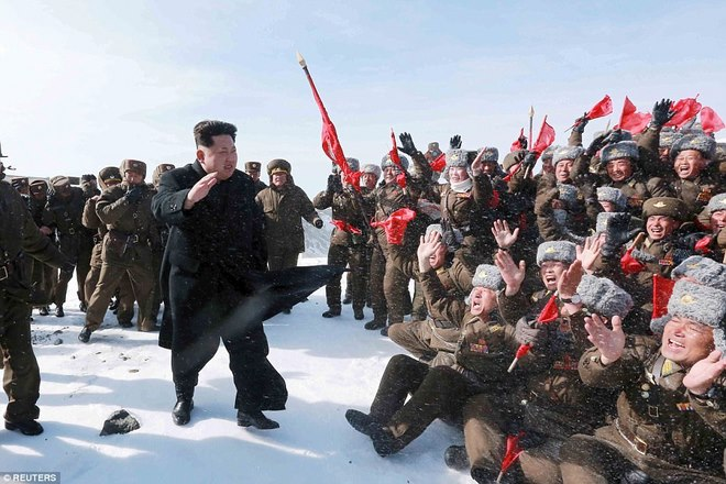 Triều Tiên có thể tự gây thảm họa vì thử tên lửa? - 1