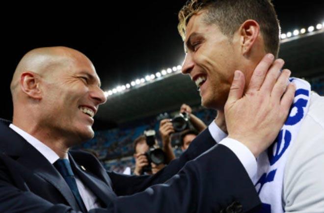 Triều đại của Real – Zidane: Chỉ Barca & MU lật đổ được - 1