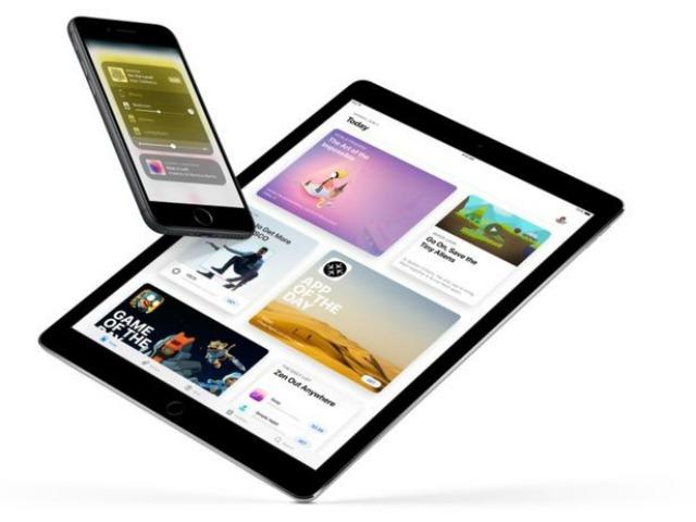 Danh sách iPhone, iPad sẽ được cập nhật hệ điều hành iOS 11
