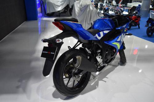 2017 Suzuki GSX-R150 tung chiêu giữ giá cạnh tranh - 3