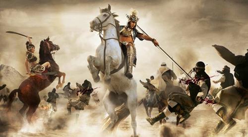 Cảnh Triệu Tử Long đại phá quân Tào, giải cứu ấu chúa - 1