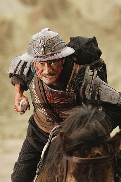 Cảnh Triệu Tử Long đại phá quân Tào, giải cứu ấu chúa - 2