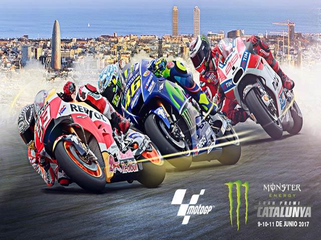 Đua xe MotoGP: Đại chiến ở Barcelona và ám ảnh cái chết thương tâm