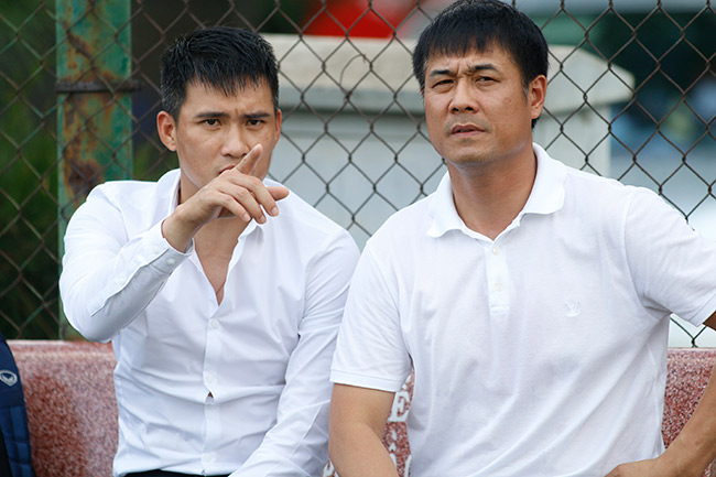 ĐT Việt Nam đấu đội Công Vinh: Công Phượng ghi siêu phẩm - 1
