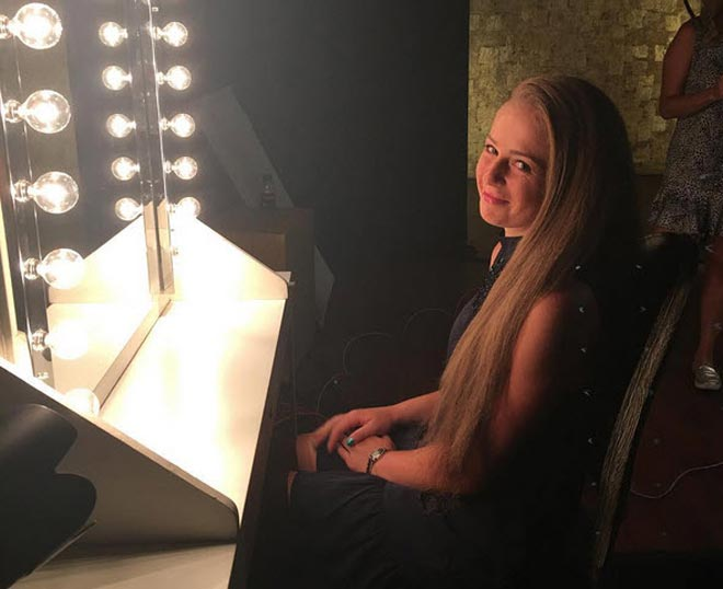 Mỹ nữ gây sốt Roland Garros: Sharapova của tương lai - 3