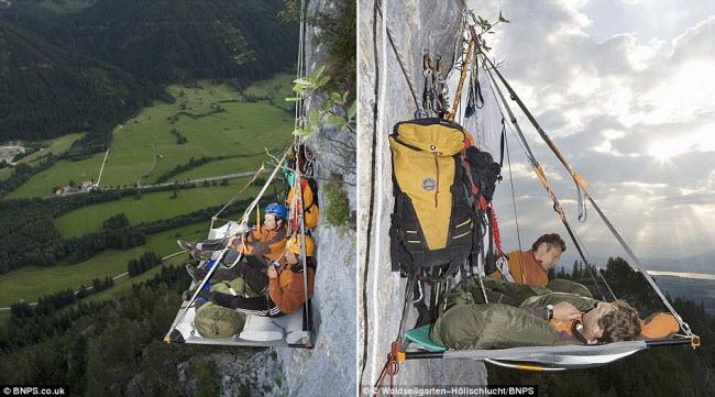 Những điểm cắm trại nguy hiếm nhất thế giới - 3