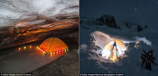 Những điểm cắm trại nguy hiếm nhất thế giới - 8