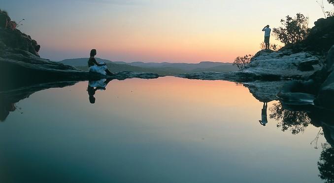 Thả hồn giữa những hồ bơi vô cực tự nhiên đẹp xuất sắc - 2