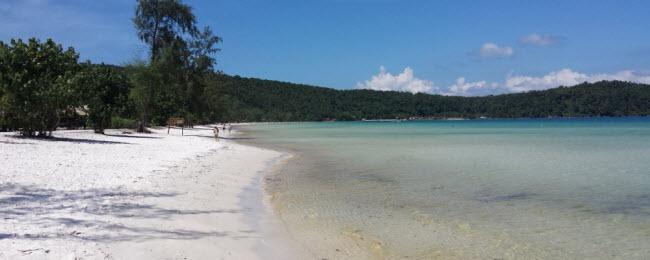 """Koh Rong Samloem – Thiên đường """"trốn đời"""" ở Campuchia - 1"""