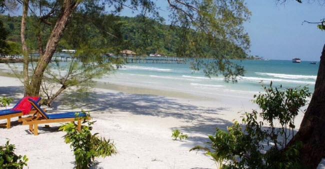 """Koh Rong Samloem – Thiên đường """"trốn đời"""" ở Campuchia - 2"""