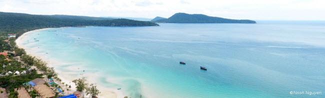 """Koh Rong Samloem – Thiên đường """"trốn đời"""" ở Campuchia - 8"""