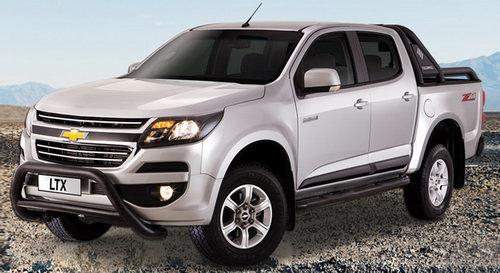 Chevrolet Colorado thêm bản LTX giá 915 triệu đồng - 1