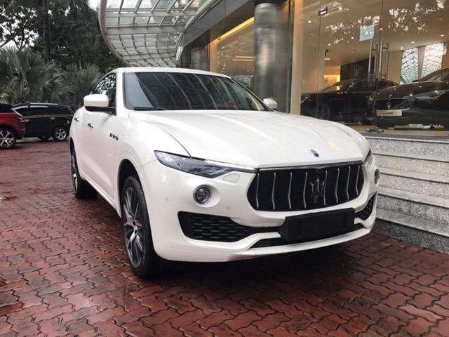 Maserati Levante S về Việt Nam giá 6 tỷ đồng - 1